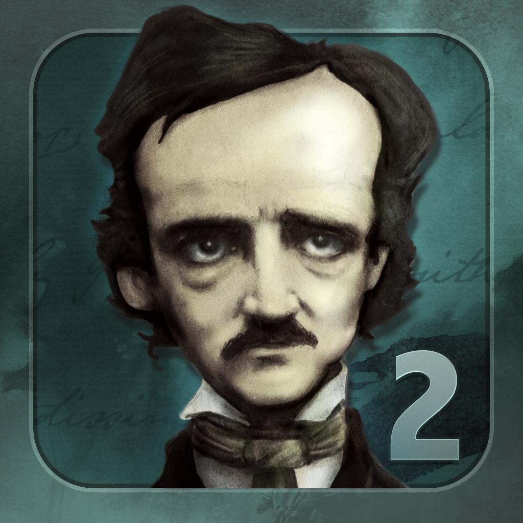 mzl.qxqcuawg iPoe 2, la app para iPad que continúa la saga del gran Edgar Allan Poe